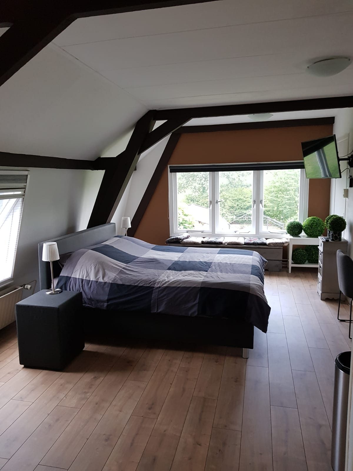 Bed and breakfast kamer almelo